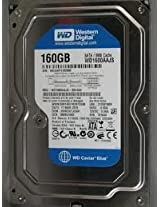 WD 160 GB SATA 3.5Inches Internal Hard Disk