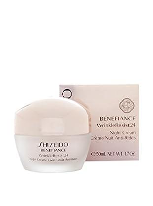 Shiseido Nachtcreme Benefiance Wrinkle Resist 24 50 ml, Preis/100 ml: 113.9 EUR