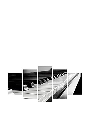 Black&White Wandbild 5Bw00104 weiß/schwarz