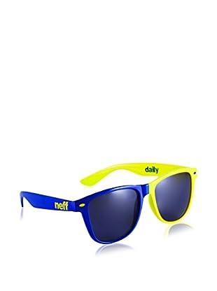 Neff Sonnenbrille Daily blau/gelb