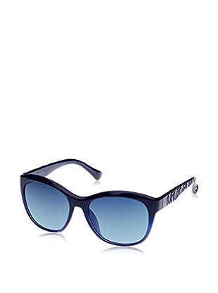 cK Gafas de Sol Ck3168S (55 mm) Azul Oscuro