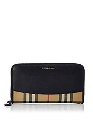 Burberry Cartera Elmore Zip Around