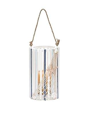 Wood & Glass Lantern