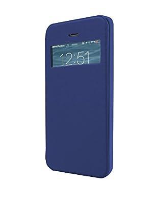 UNOTEC Funda Flip-S iPhone 5 / 5S Azul