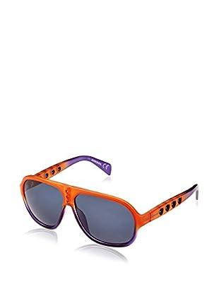 Diesel Gafas de Sol DL0097_44A (64 mm) Naranja / Violeta