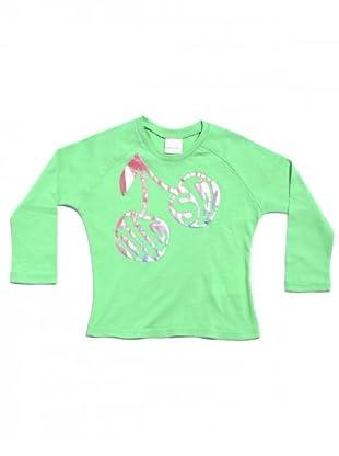 Diesel Kid T-Shirt Tretak (Grün)