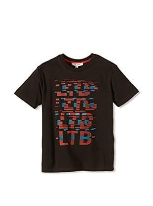 LTB Jeans T-Shirt Pixel (anthrazit)