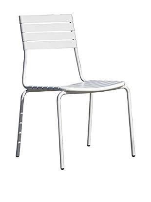 Contemporary Living Stuhl 4er Set Gallipoli weiß