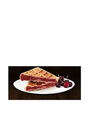 Prince Waffles 18-Pack Cherry Filled Belgian Waffles
