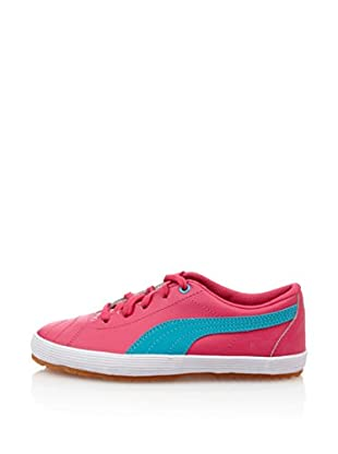 Puma Zapatillas Puma Serve Pro Jr (Fucsia / Azul)