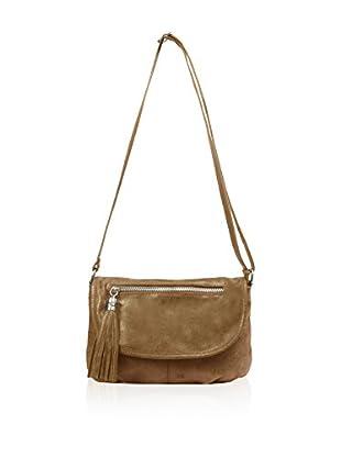 ANNA VALENTINA Bandolera Handbag Molly Taupe