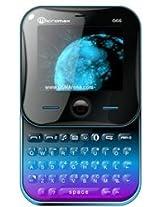 Micromax Q66 Smartphone-Black
