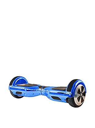 Balance Riders Scooter Eléctrico Hoverboard S6+ Azul