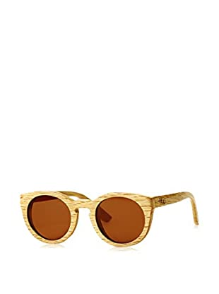 Time For Wood Sonnenbrille Polarized Caleana (47 mm) braun