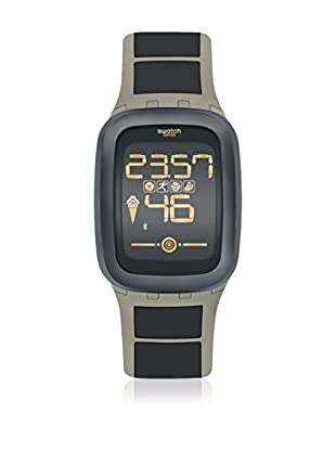 Swatch Reloj de cuarzo Unisex Earthzero  39 mm