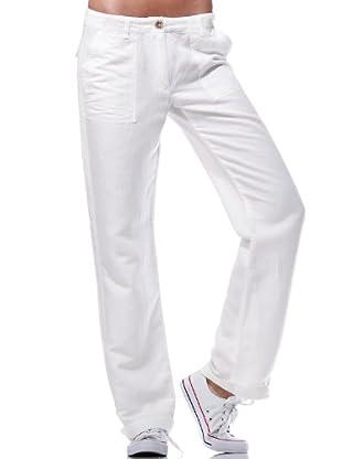 Slam Pantalón Lockhart (blanco)
