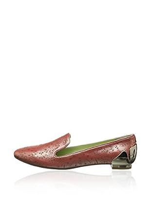 Fersengold Slippers Moskau (Rojo)
