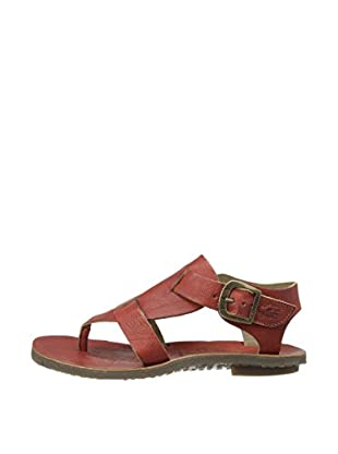 Fly London Sandalias Bany Thong (Rojo)