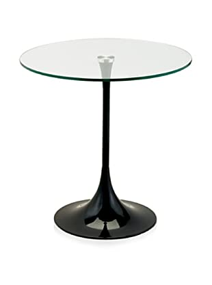 Adesso Coronet Accent Table (Black)