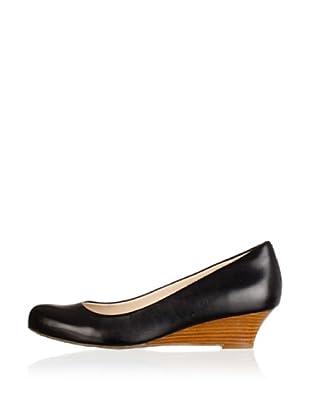 Rockport Zapatos Salón Cuña Alika (Negro)