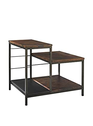 Homeware Sawyer Copper Tiered End Table