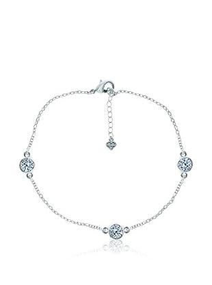 Diamond Style Armband Trio Clear Crystal