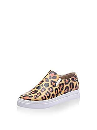 Los Ojo Slip-On Leopardy-Chic