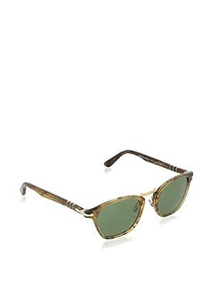 Persol Gafas de Sol 3110S 10214E (51 mm) Marrón Claro