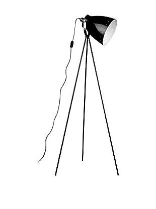 PREMIER Bodenlampe schwarz
