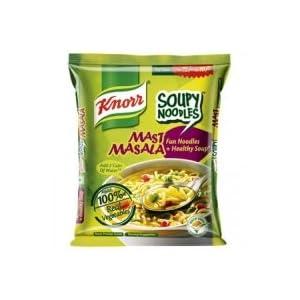 Knorr Mast Masala Soupy Noodle-140 Gm