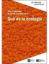 Que es la ecologia / What is ecology