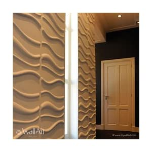WallArt SPWAWA 3D Wall Panels-Waves