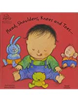 Head, Shoulders, Knees and Toes in Panjabi and English (Board Books)