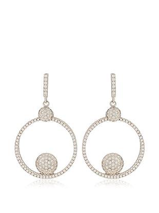 ANDREA BELLINI Ohrringe Doux Frisson Sterling-Silber 925