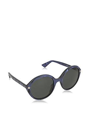 Gucci Gafas de Sol 0023S_004 (55 mm) Azul