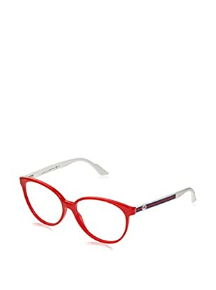 Gucci Gestell Gg 3148 (55 mm) rot/weiß