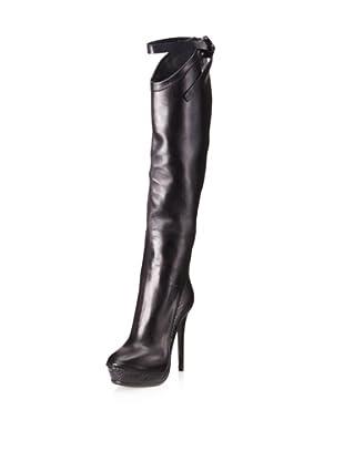 HAIDER ACKERMANN Women's Convertible Platform Boot (Black)
