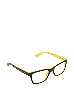 Ray-Ban Montura Junior 1536 366046 (46 mm) Negro / Amarillo