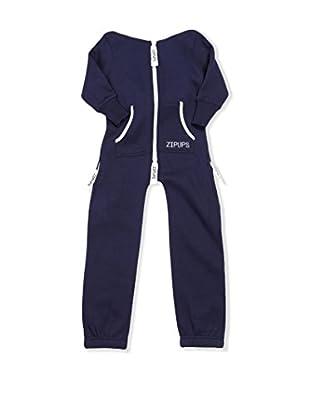 Zipups Jumpsuit Clean Cut