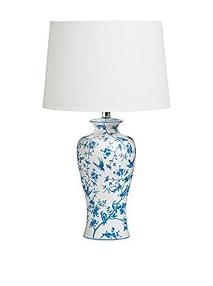PREMIER Tischlampe blau