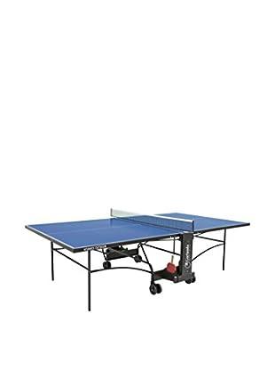 Garlando Tischtennisplatte Advance Outdoor Con Ruote Per Esterno blau