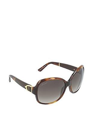 Gucci Sonnenbrille 3638/S HA0XT58 havanna
