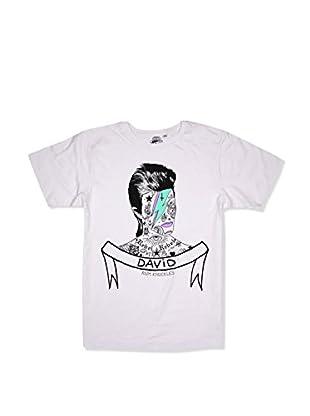 Rum Knuckles Camiseta Manga Corta David Flash