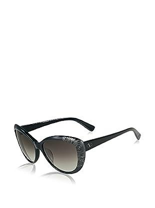 Valentino Sonnenbrille 617S-001 (56 mm) schwarz