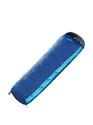 Black Crevice Schlafsack Alaska blau