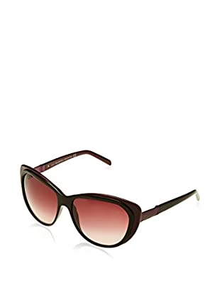 John Galliano Gafas de Sol JG006758 (58 mm) Marrón / Morado Oscuro