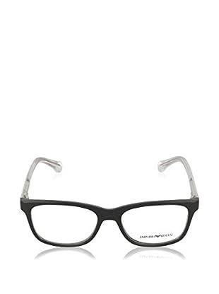 Emporio Armani Gestell 3064 (52 mm) schwarz