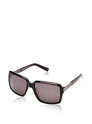 Trussardi Gafas de Sol 12814_BK-55 (55 mm) Negro