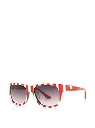 Moschino Sonnenbrille T-70202 (51 mm) rot/weiß