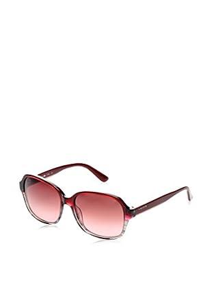 Lacoste Gafas de Sol 735S-615 (57 mm) Burdeos / Gris